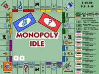 Jeu Monopoly Idle