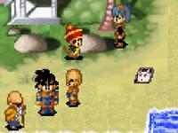 Jouer à Dragon Ball Z - Legacy of Goku
