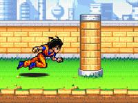 Jouer à Flappy Goku 1.2