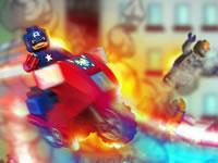 Jouer à Lego Marvel's Avengers Captain America