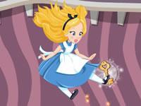 Jeu Alice retourne au Pays des Merveilles
