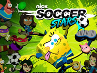Jeu Nick Soccer Stars