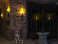 Jeu Escape From The Catacombs