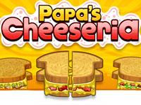 Jeu Papa's Cheeseria