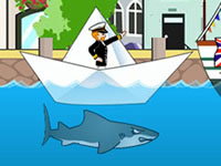 Jeu Destructo Shark