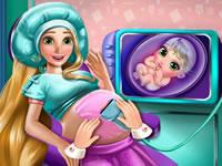 Jeu Check-Up prénatal de Raiponce