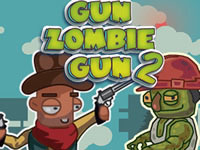 Jeu Gun Zombie Gun 2