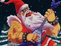 Jeu gratuit Santa Rockstar 2
