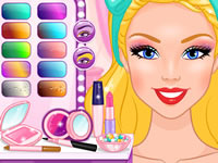 Jeu Barbie veut devenir Makeup Artist
