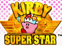 Jeu Kirby Super Star
