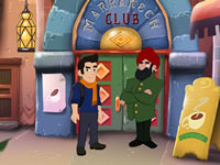 Jeu Marrakech Club