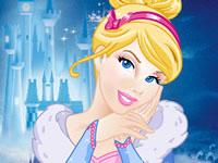Jouer à Maquillage royal de Cendrillon
