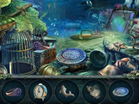Jeu gratuit Les mystères de l'océan