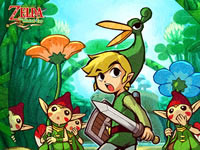 Jeu The Legend of Zelda - The Minish Cap