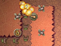 Jeu Zombie Tower Defense - Reborn