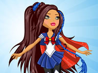 Jeu Bratz Action Heroez Shira