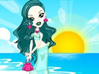 Jeu Bratzillaz Fianna Fins Dress Up