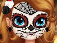 Jeu Sofia fête Halloween