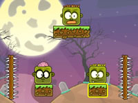 Jeu Bombing Zombies