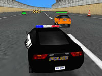 Jeu Police Pursuit 3D