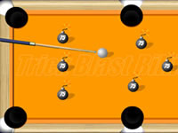Jeu Trick Blast Billards 2