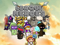 Jeu League Heroes
