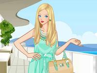 Jouer à Beautu00e9 blonde
