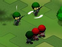 Jouer à Warfare Squad