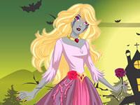 Jeu Zombie Belle Au Bois Dormant