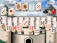 Jeu Sea Tower Solitaire
