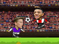 Jeu gratuit Football Headz Cup