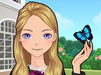 Jeu La volière de papillons