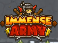 Jeu Immense Army