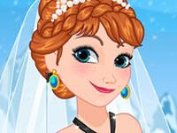 Jeu Manucure pour la Princesse Anna