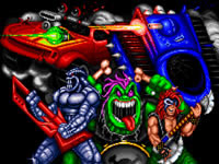 Jeu Rock N'Roll Racing