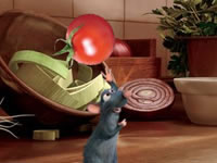 Jeu Ratatouille - Remy's ingredient shuffle