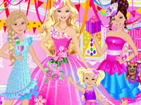 Jeu Joyeux Anniversaire Barbie
