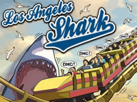 Jeu Los Angeles Shark