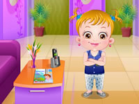 Jeu Bébé Hazel fait une séance photos