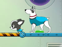 Jeu Dogs In Space