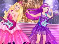 Jeu Barbie Princesse de la pop