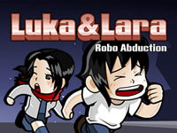 Jeu Robo Abduction