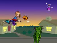 Jeu Halloween Hocus-Pocus