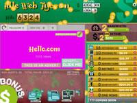 Jeu Idle Web Tycoon