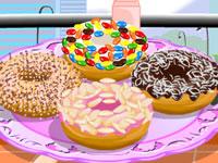 Jeu Donuts