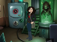 Jeu Katja's Escape 2 - The Mad Scientist's Lab