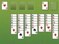 Jeu Freecell Solitaire 2