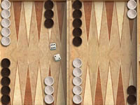 Jeu Backgammon 2