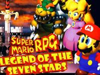 Jeu gratuit Super Mario RPG