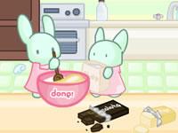 Jeu Bunnies Kingdom - Cooking game